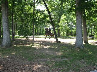 General Longstreet at Gettysburg