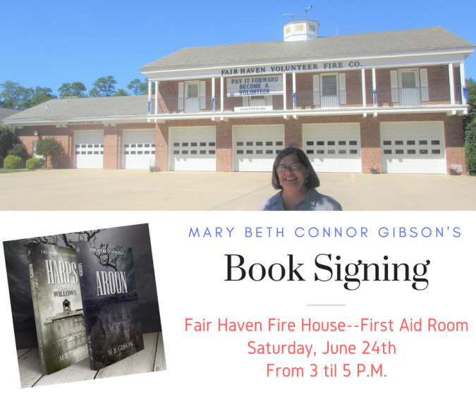 FHFH book signing